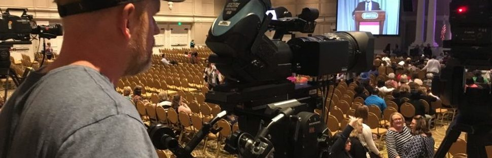 5 Ideas For Using Video at Your Next Conference