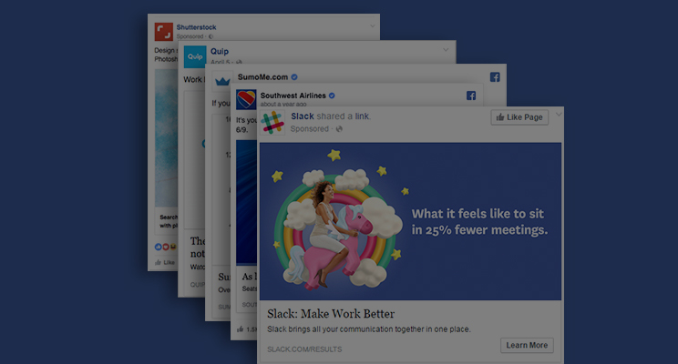 5 Killer Facebook Ads, And Why They Work